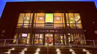 Whitehaven Civic Hall