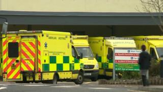 Calls made to Welsh Ambulance Service