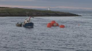 Boat re-floated