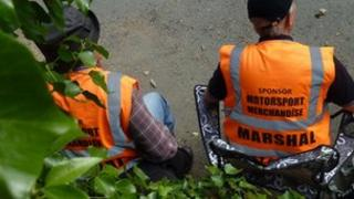 Isle of TT Marshals