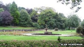 Clifton Park Memorial Garden