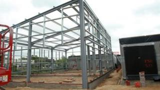 Construction of Windmill Primary
