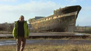 The Scottish Maritime museum could not afford to refurbish the ship