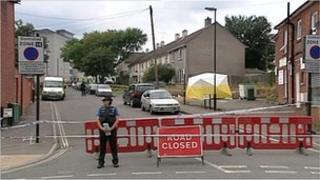 Defender Road, Woolston