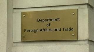 department of foreign affairs dublin