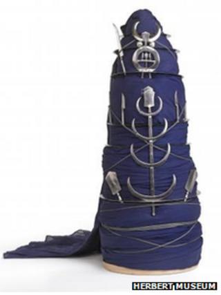 Fortress turban