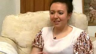 Chloe Hopkins spoke of her distress at the stalking last November