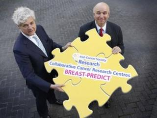 Launch of cancer research centre