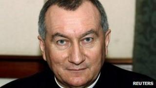 Archbishop Pietro Parolin