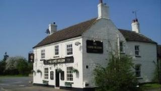 The Lord Nelson in Dunholme