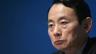 Jiang Jiemin is facing a corruption investigation