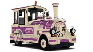 Dotto land train