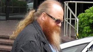 Glynn Seabridge in court in June