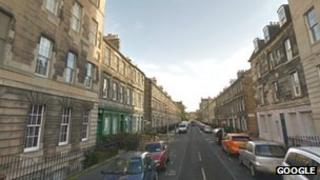 Cumberland Street, Edinburgh