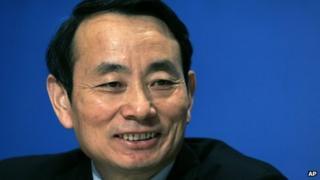 File photo: Jiang Jiemin