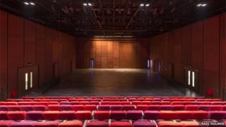 Birmingham Rep's Studio theatre