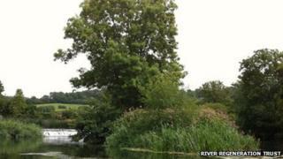 River Avon at Keynsham