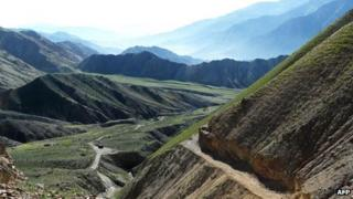Baghlan province (file picture)