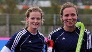 Helen Richardson and Kate Walsh
