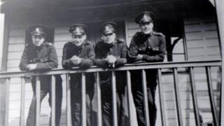 Royal Marine bandsmen