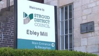 Stroud District Council headquarters at Ebley Mill
