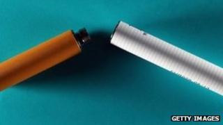 Electronic cigarette generic