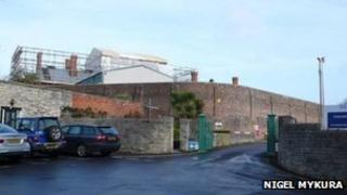 Dorchester Prison