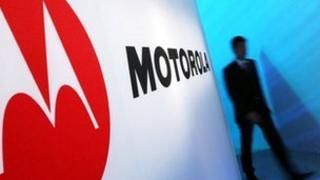 Motorola sign