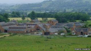 Leighton Park model farm