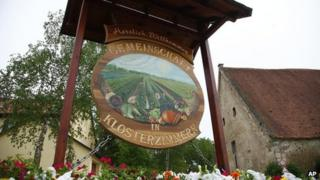 The Twelve Tribes community in Klosterzimmern, Germany