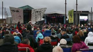 BBC Proms in the Park 2013