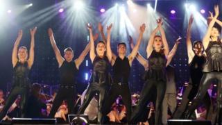 Heartbeat of Home dance troop