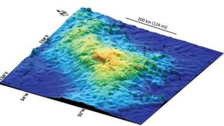 'World's largest volcano discovered beneath Pacific