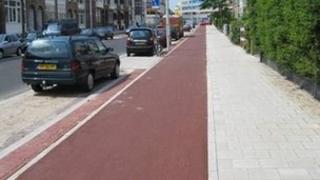 Harstenhoekweg in The Hague
