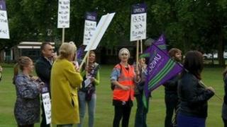 Warrington demo