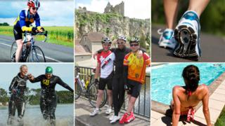 Triathlon holiday