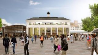 Corn Exchange images in Leicester