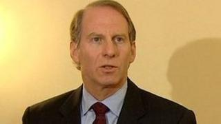 Richard Haass is due to chair all-party talks in Northern Ireland next week
