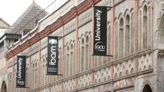 GCU London building