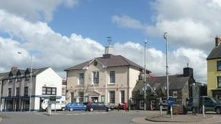 The Square, Fishguard