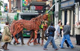 War Horse in Dublin