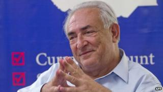 Dominique Strauss-Kahn, 14 May 13