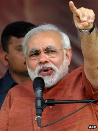 Narendra Modi, Aug 2013