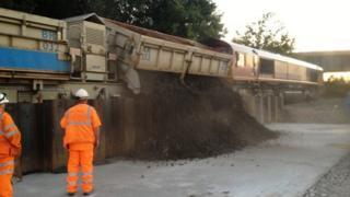 Chiltern Railways ballast