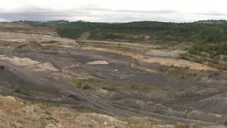 Clay pits