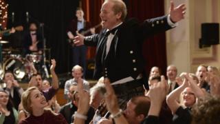 Sunshine on Leith stars Peter Mullan as Rab