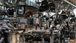 VW factory in Dresden