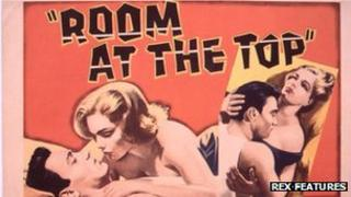 Room at the Top film poster