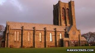 St. Ninian's church, Isle of Man