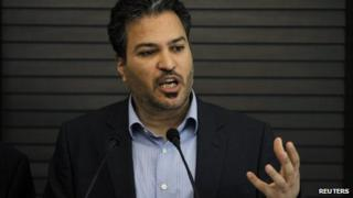 Khalil Marzook (29 July 2013)